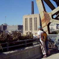 bryyn and rachel in chicago circa 2007