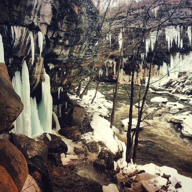Cuyahoga Falls Ice
