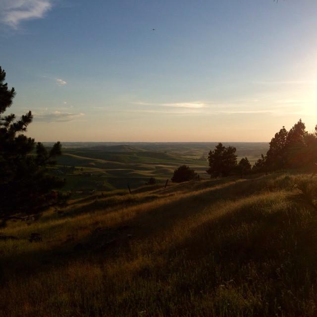 La Palouse Idaho